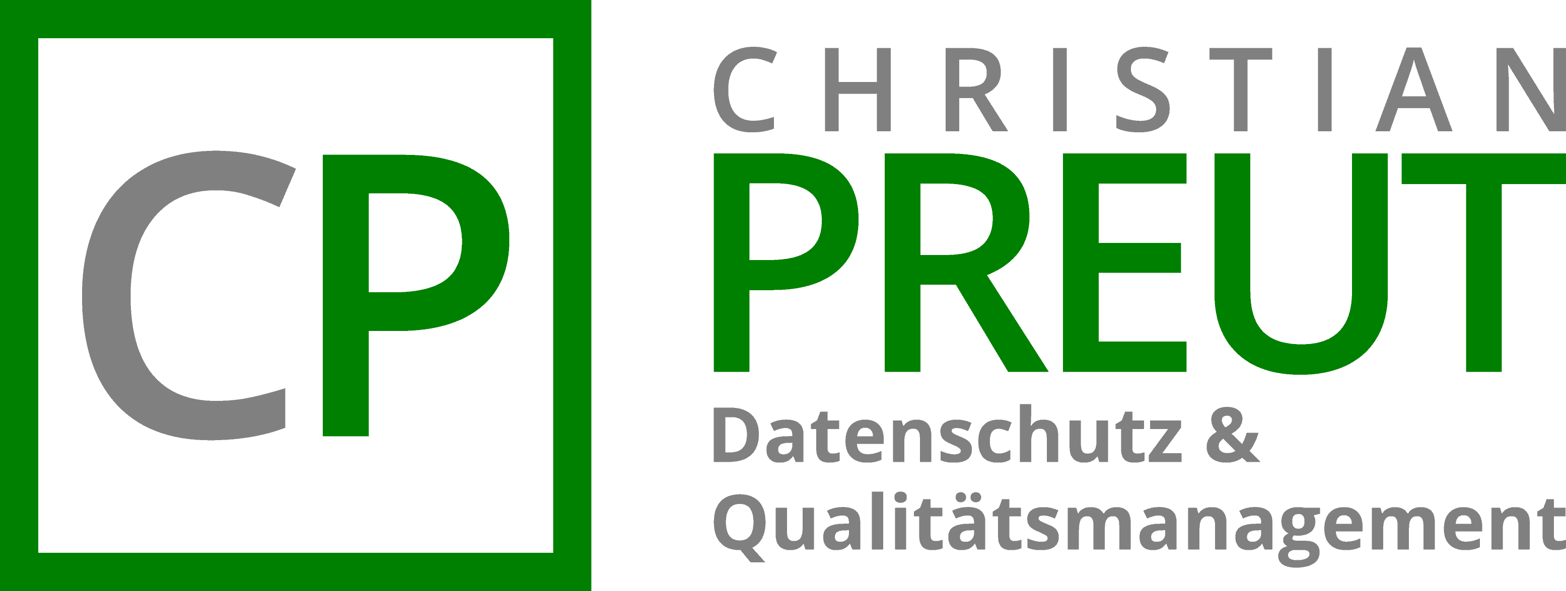 Datenschutz | Qualitätsmanagement | Christian Preut